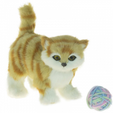 "Tabby Cat, Accessories For 18"" Girl Doll"