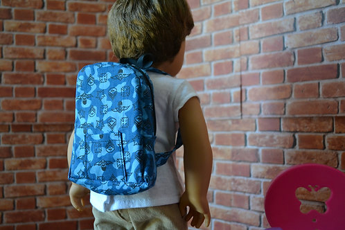 BACKPACK - Military Cool