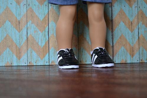Soccer Slip-On Sneakers