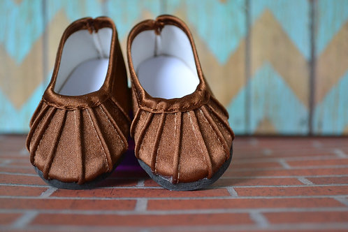 Pleated Flats