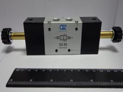 5/3 1/4'' double solenoid pilot valve for ISS