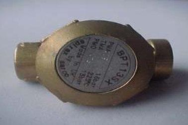 Ловушка паровая BPT 13 SX–G1/2– caps.G
