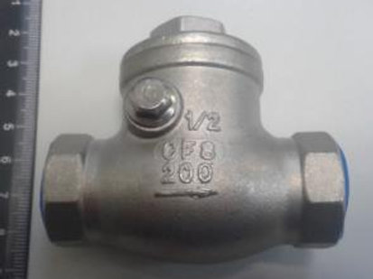 Check valve/обратный клапан ½ DGM-2000,3000