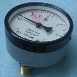 Мановакууметр МВПЗ-У-5кг:с/см.кв х 1,5 рад.