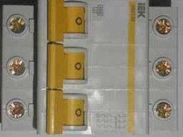 Выключатель автоматический ИЭК ВА47-29 40А ЗП