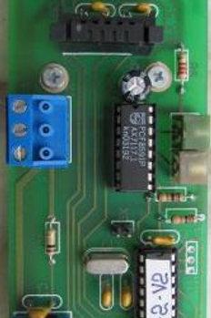 Плата контроллера ГК252.09.150-01