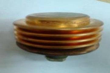 Верхняя мембрана редукционного клапана (гармошка)