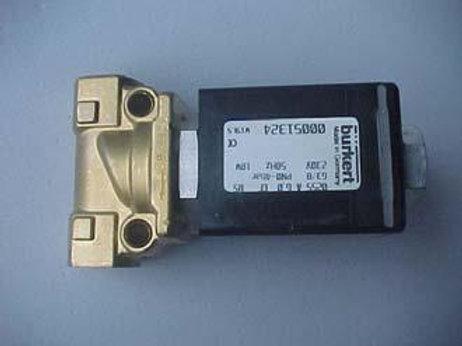 Клапан соленоидный 255-A-6-EF-MS-G3/8-PN0-4bar 230