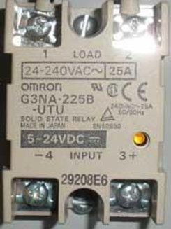 Реле OMRON G3NA напр.упр. 5В, напр.нагр. 240В, ток