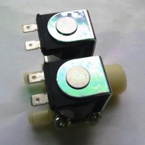 Клапан с двумя катушками 24В пост. тока