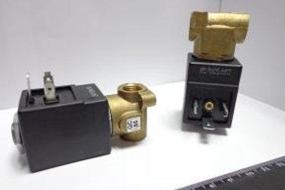 Solenoid Valve (24VAC, 8W, Flanger dia.=4mm, Norma
