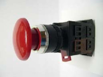 Кнопка IEK AEAL-22 Ue 230B Ei 600V lth10A