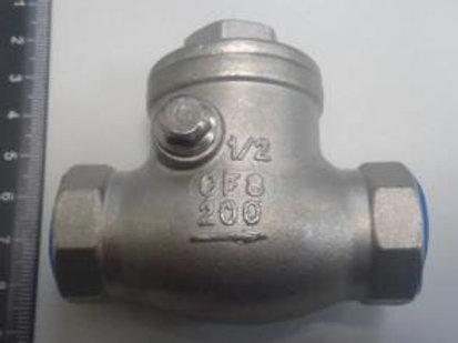 Клапан обратный GD-ALL 32/0050