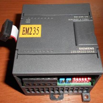 EM235 модуль ввода-вывода аналоговых сигналов
