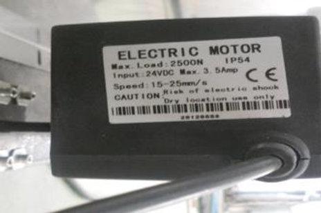 Электродвигатель (непроходной тип) Motor f