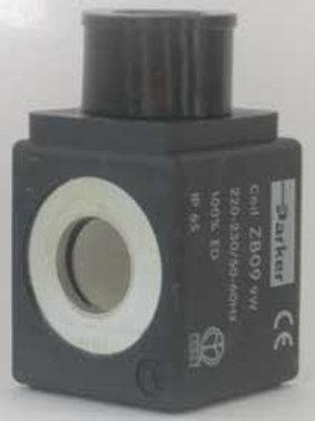 Катушка электромагнитная ZB 09 220-230/50-60 Гц 1Р