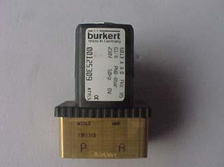 Клапан соленоидный G1/4, 4-6013-Ms-24V/50