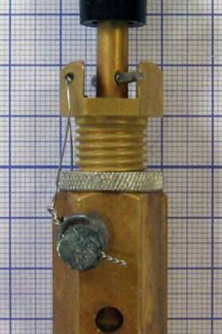 Клапан предохранительный ГК25.02.600