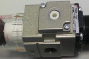"""Фильтр-регулятор, 5мкм, 1/4"""", AW20-F02H"""