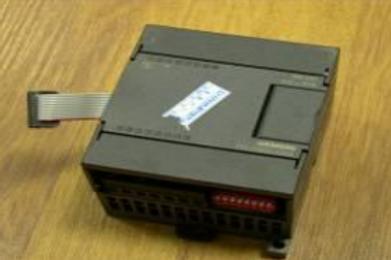 ««SIEMENS» SIMATIC S7-200»; блок EM235