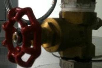 Кран шаровый (термостойкий) 1дюйм (25мм) DN25