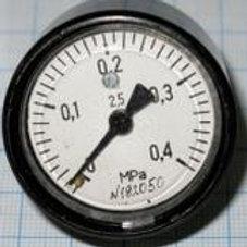 МАНОМЕТР М-1/4-0.4 МПА-2,5