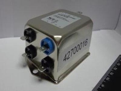 Filter EMC/RFI, R,S,T phase, 3x50 A, ~3x520 В