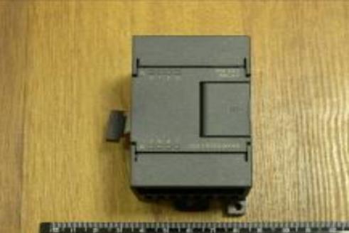 «SIEMENS» SIMATIC S7-200; блок EM222