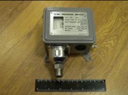 Датчик давления «SMC» ISG 110