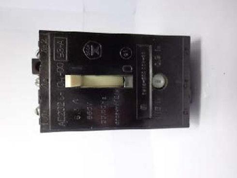 АЕ 2026-10-00 УЗ-А, 6.3А, 660V, 50Гц