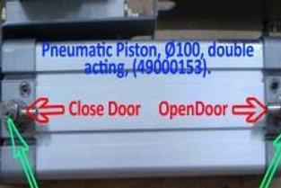Pneumatic Cylinder dia.