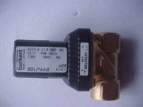 Клапан соленоидный №6213 А13,0 NBR MS G1/2 PN0-10b