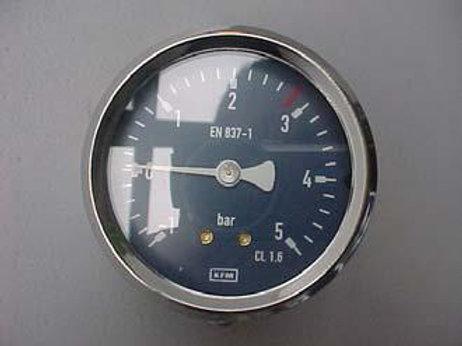 Мановакуумметр MW 63 TKP, -1,5, 1.8