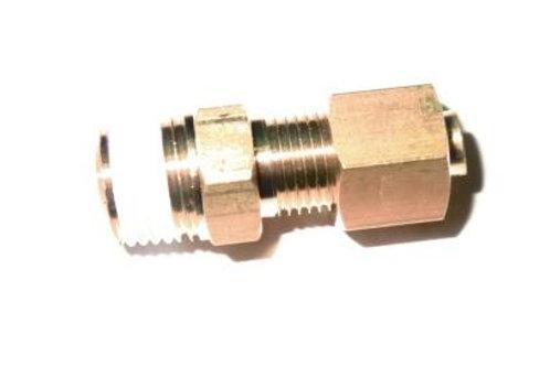 Соединение угловое резьбовое 4R 1/8 KFL04B-01S