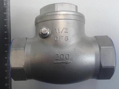 Check valve/обратный клапан 1 ½ DGM-2000,3000