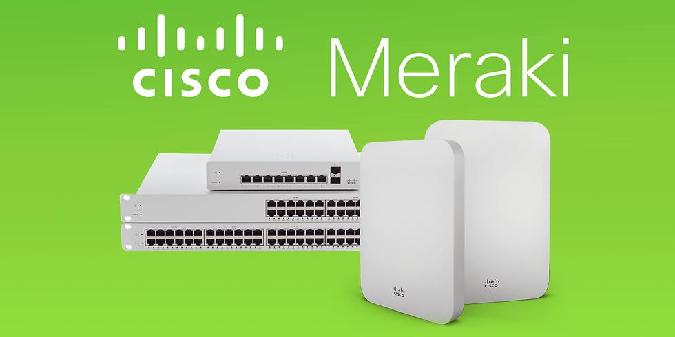 Security with Cisco Meraki