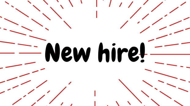 New Hire: Sr. Solutions Engineer