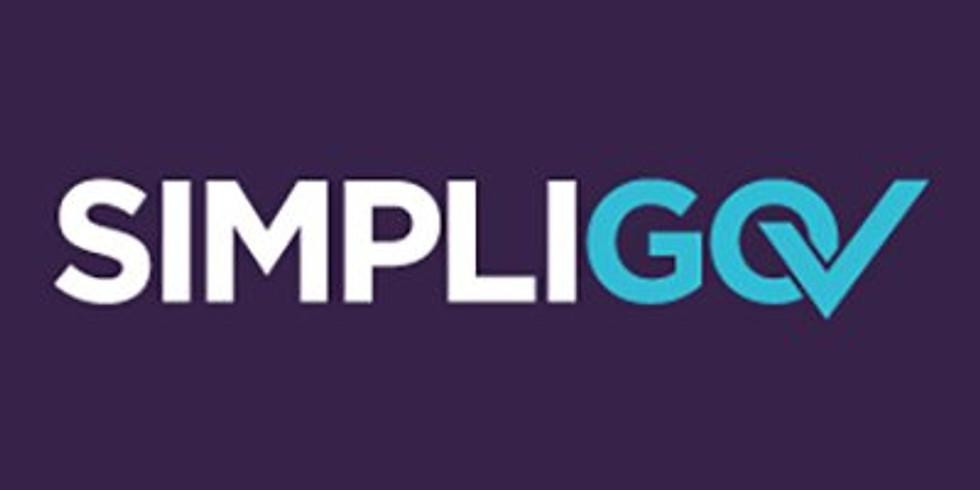 Webinar: Achieving Digital Transformation with SimpliGov