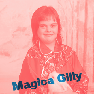 Magica Gilly (Itàlia)
