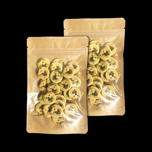 犬用クッキーM(30個入りx2袋)