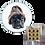 Thumbnail: トリーツ缶×犬用クッキー(9個入りx1袋)セット