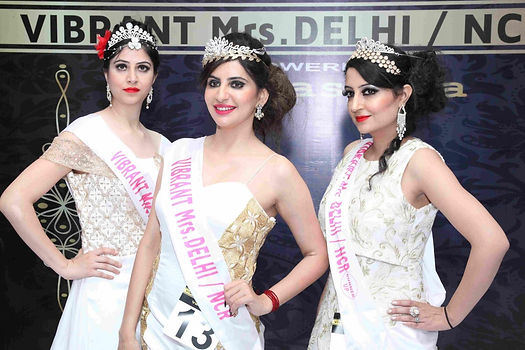Vibrant Mrs Delhi NCR
