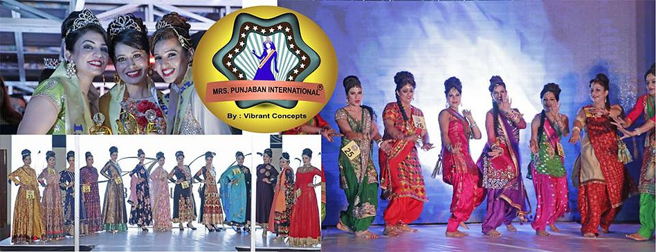 Mrs Punjaban International