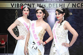 VIBRANT Mrs. DELHI / NCR