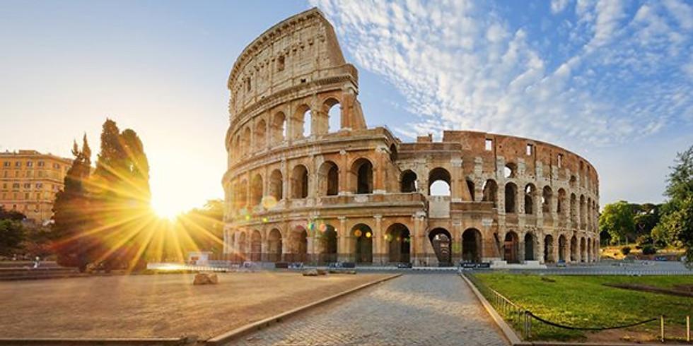 Live Virtual Tour in Roma