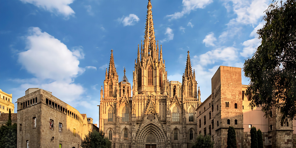 Live Virtual Tour in Gothic Barcelona
