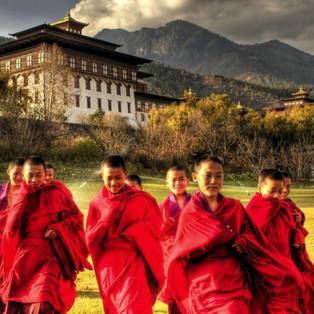 Buthan Retreats