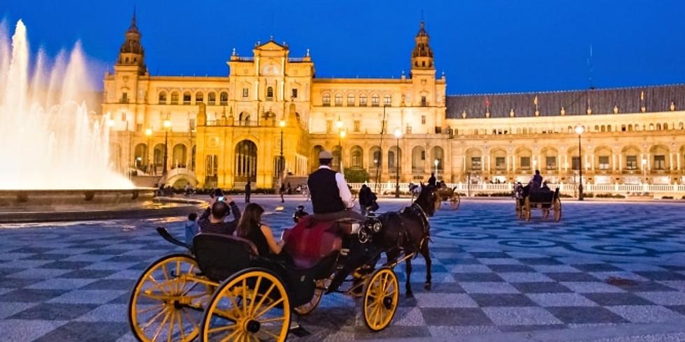 Live Virtual Tour in Sevilla