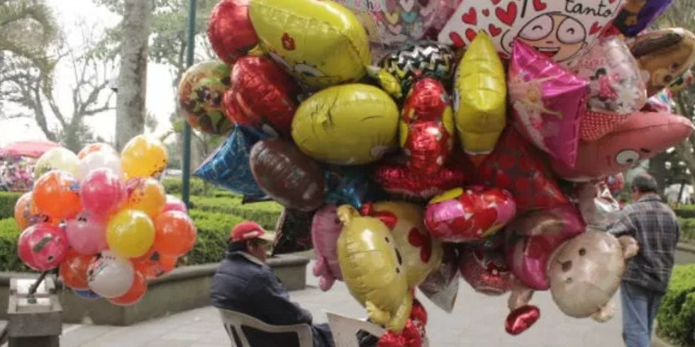 Live Virtual Tour Valentines Day in Mexico City