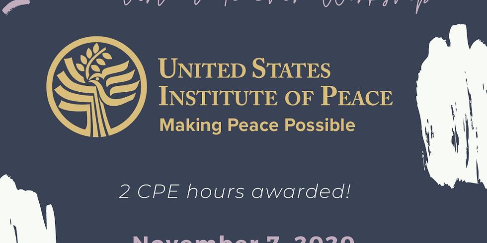 Teacher Workshop: US Institute of Peace